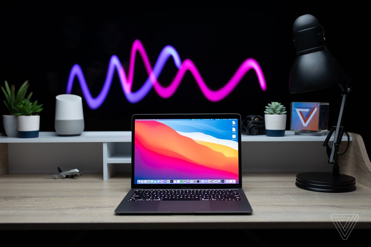 The New Apple Macbook Air (M1) Is A Performance Beast ...